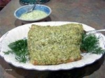 Baked Salmon with Mustard-Dill Sauce picture