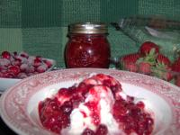 Cranberry Raspberry Sauce picture