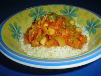Tunisian Vegetable Stew picture