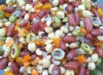 Three-bean Salad with Olives picture