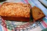 Two Grain Cranberry /Applesauce Bread picture