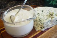 Chunky Blue Cheese Salad Dressing picture