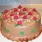 Chocolate Italian Cream Cake picture