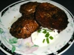 Parmesan Baked Potatoes picture