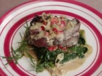 filet mignon with tarragon picture