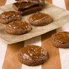 chocolate mint cookies picture