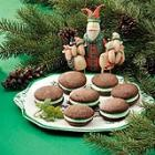 chocolate mint whoopie pies picture