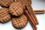 Golden Cinnamon Biscuits picture