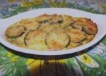 Zucchini Parmesan Gratin picture
