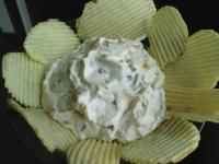 Onion Dip from Scratch picture