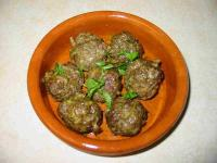 Spicy Indian Kofta picture