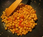 Tasty Chickpeas picture