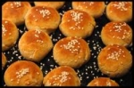 Soft White Dinner Rolls picture