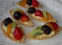 Italian Fresh Fruit Tart picture