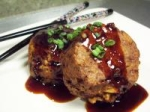 Oriental Mini Meat Loaves With Honey Garlic Sauce picture