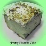 Pretty Pistachio Cake picture