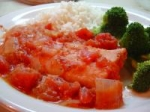 Salmon With Tomatoes picture