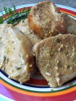 Grilled Honey Mustard Pork Chops picture