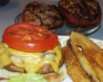 bacon wrapped cheeseburgers picture