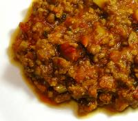 Bolognese Meat Sauce picture
