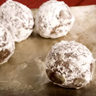 Chocolate Rum Balls I picture