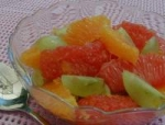 Orange, Grapefruit and Grape Compote picture