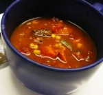 Old-Fashioned Vegetable Beef Soup picture