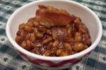 Sylvia's Easy Baked Beans picture