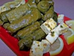 Dolmathes (Stuffed Grape Leaves) picture