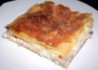 Tiropita (Greek Savoury Cheese Pie) picture