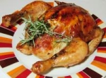 Roasted Rosemary Chicken with Lemon/Soy Sauce picture