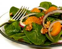 Spinach and Orange Salad picture