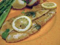 Turkey Cutlets with Lemon Sauce picture