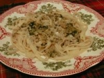 Linguine with Clam Sauce picture