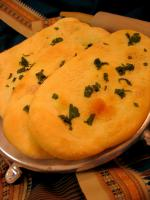 Naan (Indian Flat Bread) picture