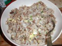 Barbequed Pork Fried Rice picture