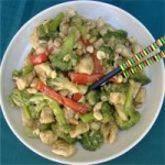 Kung Pao Chicken with Broccoli picture
