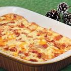 christmas breakfast casserole picture