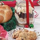 Christmas Cookies in a Jar picture