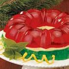 Christmas Gelatin Ring picture