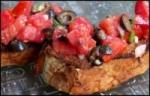 Tomato Bruschetta, Dijon-Style picture