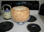 Peninsula Grill Giant Coconut Layer Cake picture