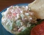 Fake Crab Salad Sandwiches picture
