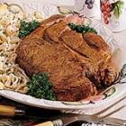 Chuck Roast with Homemade Noodles picture