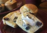 Blueberry Cream Cheese Muffins picture