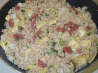Ham Fried Rice picture