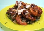 Barbados Shrimp Curry- picture