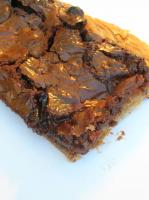 Nutella Butterscotch Bars picture