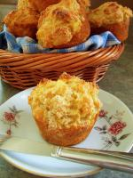 Pineapple Cream Muffins picture