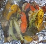 grilled vegetables picture